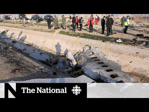 New video appears to show 2 missiles fired at Flight 752