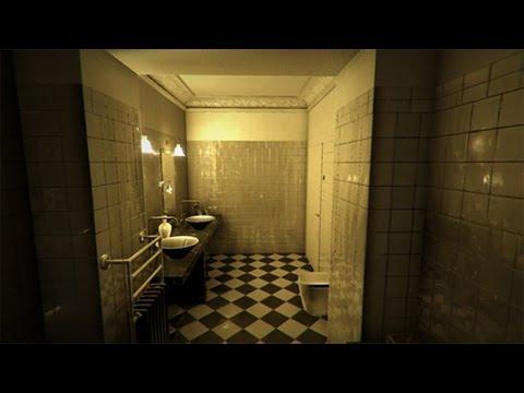 [공포게임] 일본에서 만든 실사 공포게임 : 화장실 (bathroom) [수탉]