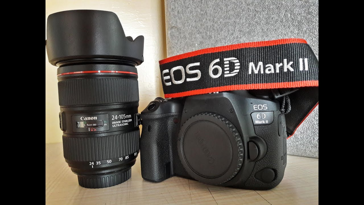 Canon EOS 6D Mark 2 Unboxing & Review | Test Shots | First in India |  Mumbai Musafir