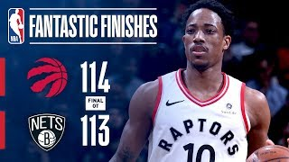 The Raptors and Nets Battle It Out In Overtime | January 8, 2018