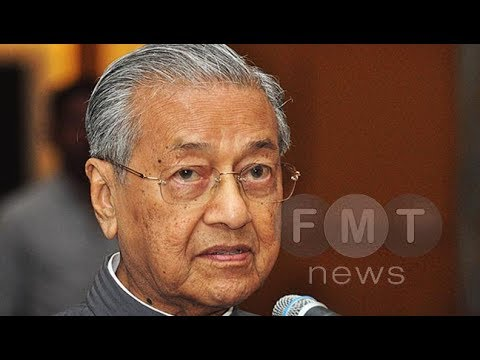 What Mahathir fears may happen just before nomination day