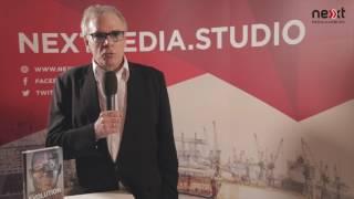 Jay Tuck im nextMedia.Studio auf der Social Media Week 2017 thumbnail