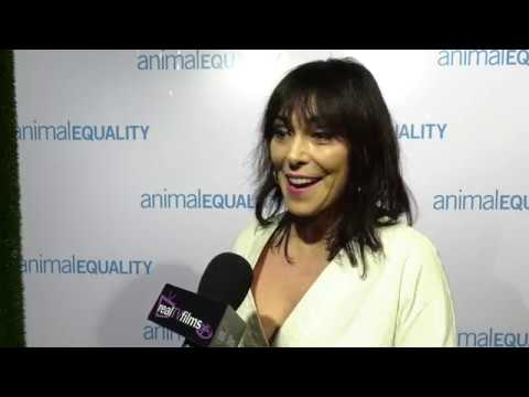 Michelle Forbes , Berlin Station, Animal Equality Gala 2017
