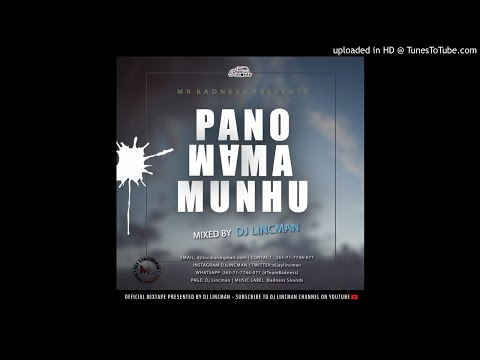 PANOMAMA MUNHU RIDDIM OFFICIAL MIXTAPE -MIXED BY DJ LINCMAN +263778866287