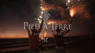 Discover a new way to travel with Pied à Terre