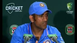Have to put a PIL to judge my performance as captain says MS Dhoni
