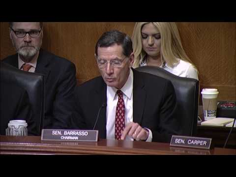 Barrasso: Largest Hurdles to Starting Roadwork are Government Approvals