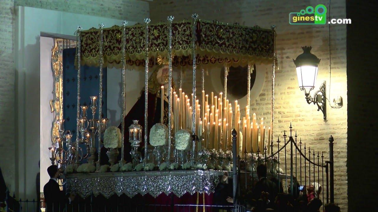 Viernes Santo en Gines 2016 (COMPLETO)