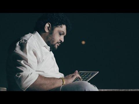 """Bombay theme"" flute - Cover on the iPad by Navneeth Sundar - Geo Synthesizer app"