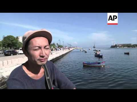 SDF ships sail into harbour as nations celebrate 400 years of relations