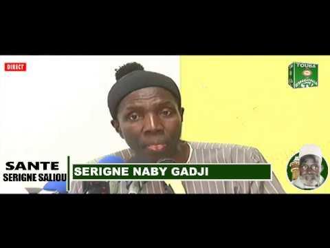 en direct sante Serigne Saliou Mbacké a Touba Zingonia Italy