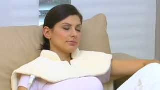 Produktvideo zu Schulter-Nacken-Heizkissen Beurer Cosy HK 54