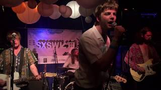 Fontaines DC New Song 'Televised Mind' SXSW 2019
