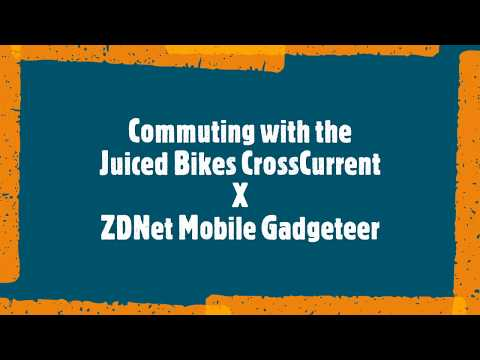 Juiced Bikes CrossCurrent X electric bike review: The complete commuter experience