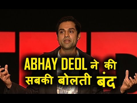 Abhay Deol slammed everyone for Fairness Cream