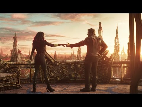The Guardians Song - Hindi - Jhoom Jhoom Jhoom Baba | Guardians Of The Galaxy Vol.2