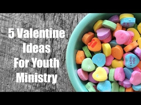 5 valentine ideas for your youth ministry youtube - Valentine Games For Church