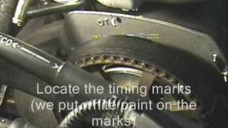 How to Put Piston 1 at Top Dead Center (TDC) on a 2004 VW Jetta 2.0L Engine