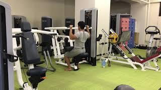 シニアトレーニングin body faith