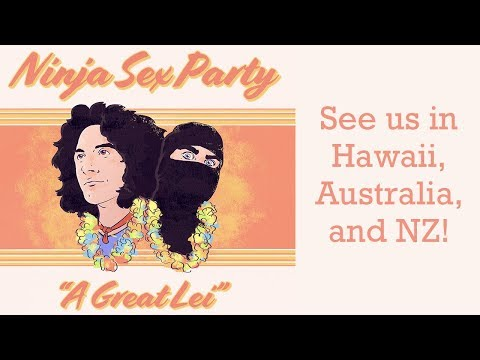 Come see us in Hawaii, Australia, and New Zealand! Mp3