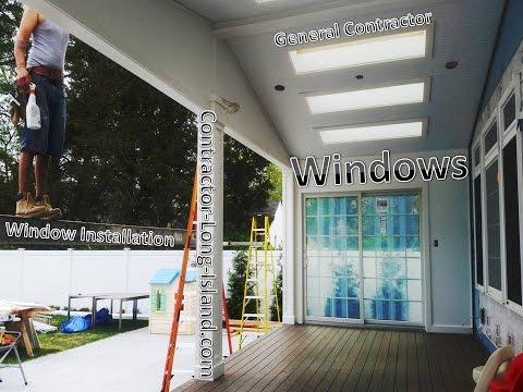Windows Long Island | Window Installation Hamptons Suffolk Nassau