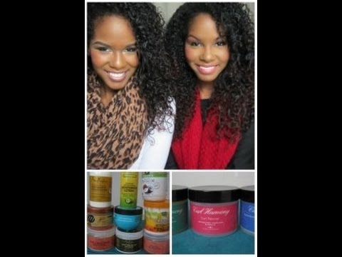 Updated Curly Hair Products!!!