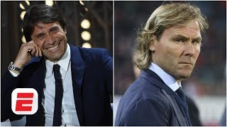 Could Juventus plan a swoop for Antonio Conte amid Inter Milan links?   Serie A
