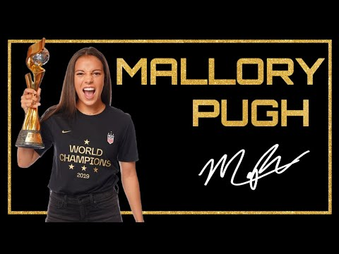 """Mallory Pugh 