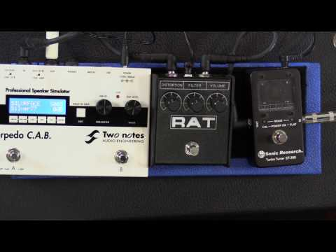 Amp emulation pedals for going direct in or headphones... which is best?