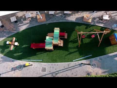 شاهد فيديو لحديقة الأطفال بعد التجديد