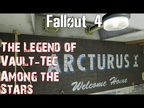 Fallout 4- The Legend of Vault-Tec Among the Stars