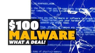 $100 DLC Installs Malware - The Know Game News