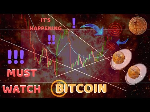 MUST WATCH!! BITCOIN HUGE SETUP HAPPENING NOW - 2 MUST SEE INDICATIONS!! TIME IS RUNNING OUT