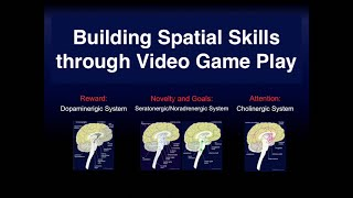Building Spatial Skills through Video Game Play