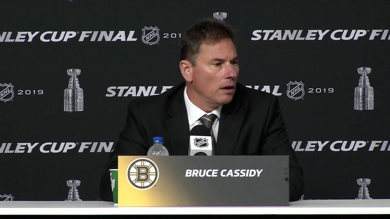 Bruins coach Bruce Cassidy responds to Tuukka Rask's 'exhibition ...