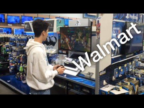 Walmart PlayStation !!?