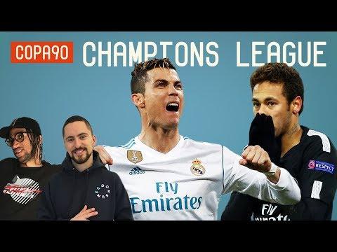Ronaldo Makes UCL History as Real Madrid Smash PSG | Champions League Show