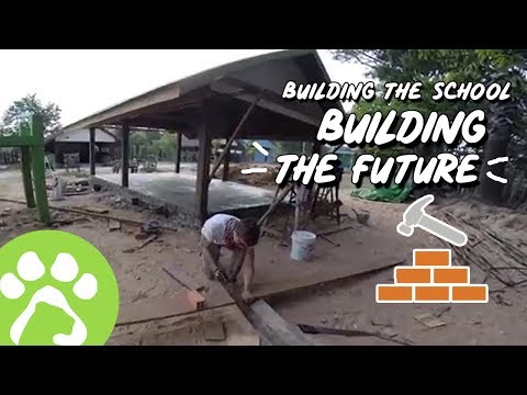 Cambodia Greenway School