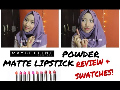 maybelline-powder-matte-lipstick-review-&-swatches