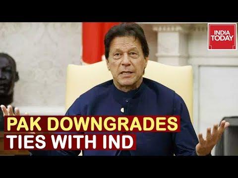 Pakistan Downgrades Diplomatic Ties After Modi Govt Scrapped Artice 370