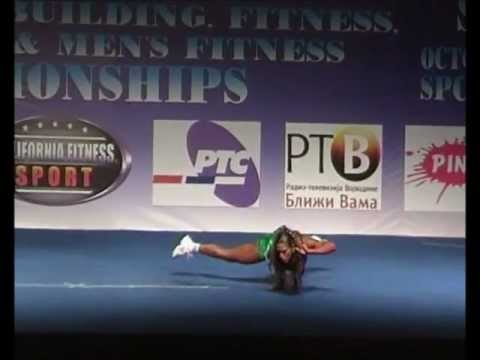 IFBB World Championship 16.10.2011 (pt1)