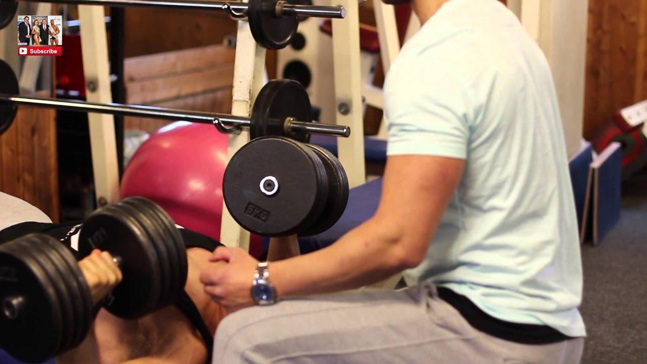 Dumbbell chest workouts bodybuilding redditfitness.com youtube