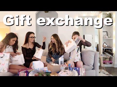 Gift exchange!!!!!