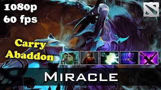 Miracle Carry Abaddon Ranked Dota 2