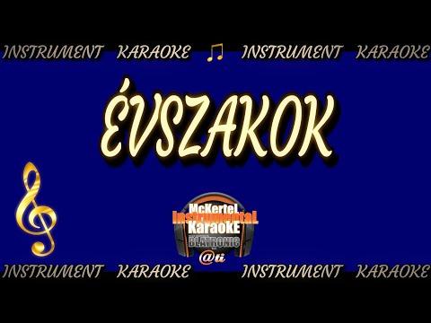 Balázs Fecó  - Évszakok (Karaoke) Deep House RMx