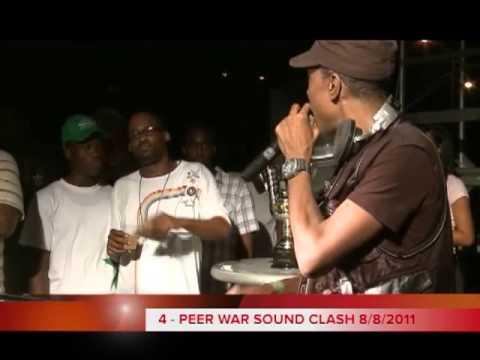PART 4 OF 8 SOUND CLASH 8/10/11 @PIER ONE MONTEGO BAY JAMAICA