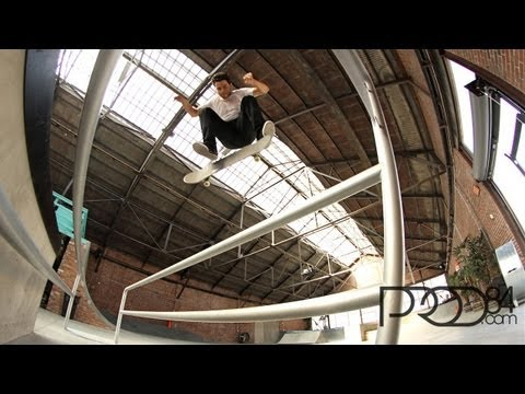 Paul Rodriguez And Jereme Rogers - Mini Session At Sixth And Mill