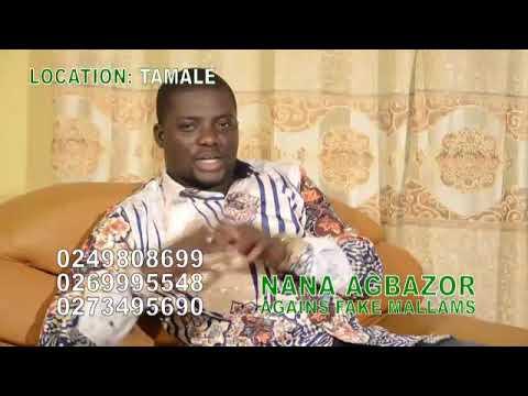 Nana Agbazor Against Fake Spiritual People On TV