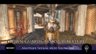 Town Guards armor retexture by Gulch