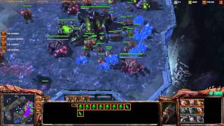 ROOTDestiny (Z) vs. Bobson (T) - Starcraft 2 Ladder